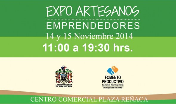Municipalidad de Viña del Mar organiza primera Expo Artesanos emprendedores en  Reñaca