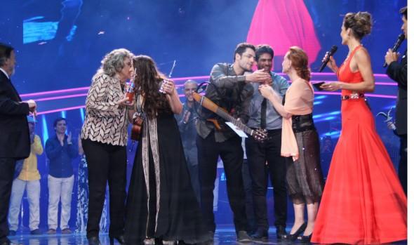 A entrega de premios Grammy asistirá alcaldesa Virginia Reginato con gira de promoción del Festival de Viña