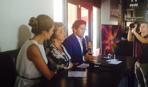 Las llaves de la ciudad de Miami recibió alcaldesa Virginia Reginato