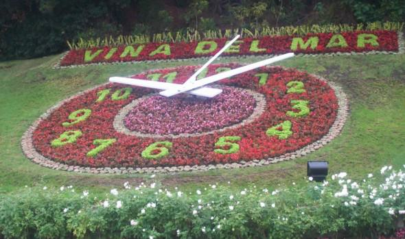 Municipalidad de Viña del Mar lamenta ataque a Reloj de Flores