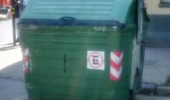 Municipalidad de Viña del Mar llaman a la comunidad a dar buen uso a los contenedores de basura