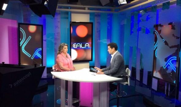 En entrevista en CNN, alcaldesa Virginia Reginato dio a conocer los atributos de Viña del Mar a toda Latinoamérica