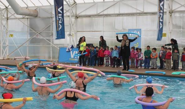 Municipio de Viña  del Mar adjudica obras para terminar piscina climatizada  de Forestal