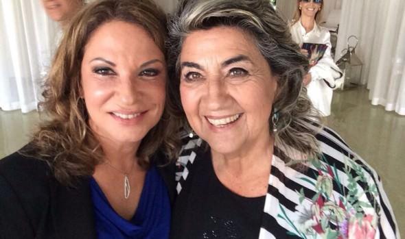 Ameno encuentro sostuvo alcaldesa Virginia Reginato con la Dra. Polo