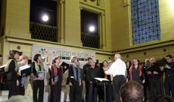 """Municipalidad de Viña del Mar invita a concierto """"Dos coros en Primavera"""""""
