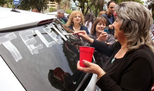 Atractivo programa de shows y actividades, dio a conocer la alcaldesa Virginia Reginato para apoyar a la Teletón