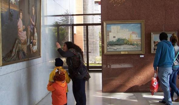 Senado de la República en trabajo conjunto con Municipalidad de Viña del Mar restaura 41 pinturas más del Palacio Vergara