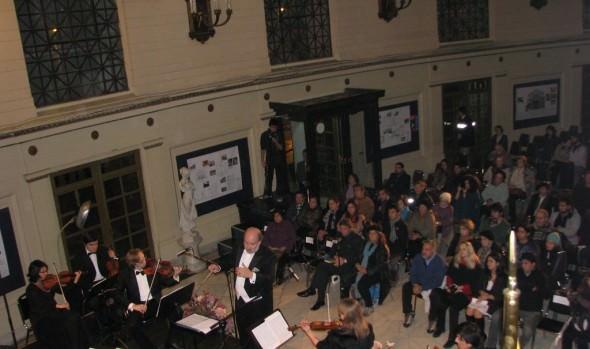Municipalidad de Viña del Mar invita a concierto de Orquesta Marga Marga