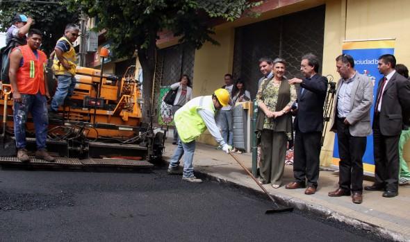 Municipalidad de Viña del Mar comenzó reparación de calle Von Schroeders