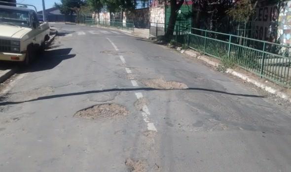 En proceso se encuentra propuesta realizada por municipio de Viña del Mar para  reposición de calle Libertad de Villa Dulce