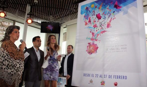 Grandes compositores serán parte de la competencia del Festival Internacional de la Canción de Viña del Mar 2015