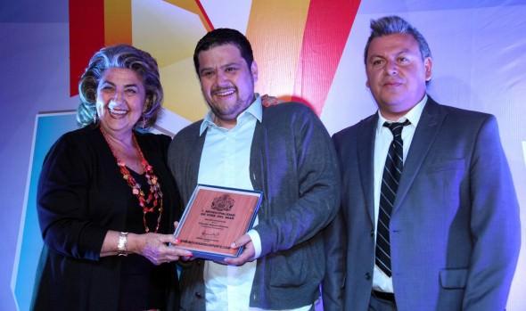 ASMAR recibió Copa de campeón de alcaldesa Virginia Reginato en la V olimpiada interempresas y servicios públicos
