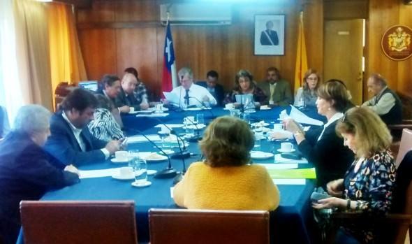 Concejo Municipal de Viña del Mar aprueba presupuesto que permitirá realizar importantes obras en 2015