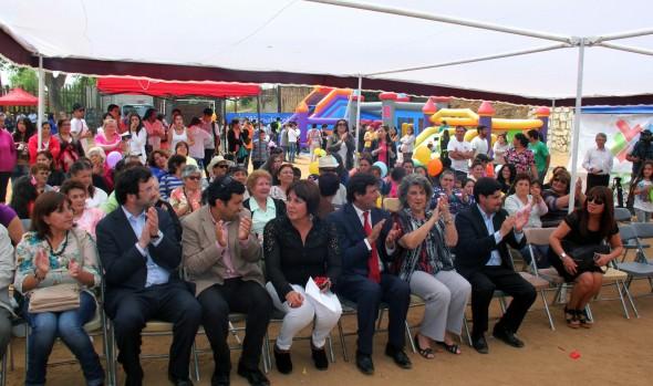 Inversión de $900 millones  para  Barrio Pueblo Hundido en Achupallas fue valorado por alcaldesa Virginia Reginato