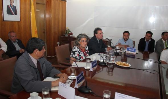 Positivo balance de mesa técnica para la prevención de riesgos y emergencias realizo alcaldesa Virginia Reginato