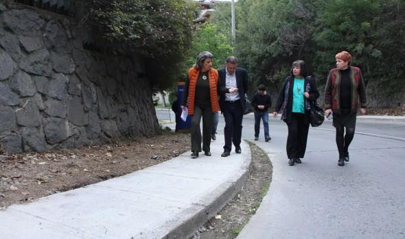 Municipalidad de Viña del Mar llamó a propuesta para reposición de calle Gregorio Marañon y Villa Montes