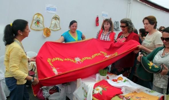23ª exposición de Unión Comunal de Centros de Madres de Viña del Mar fue inaugurada por alcaldesa Virginia Reginato