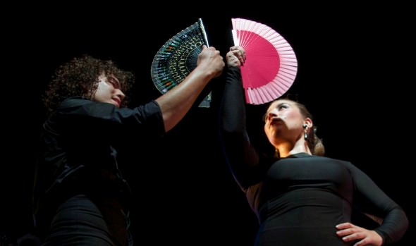 """Municipalidad de Viña del Mar presenta espectáculo """"Siembra"""" de la Compañía Flamenco Triana"""