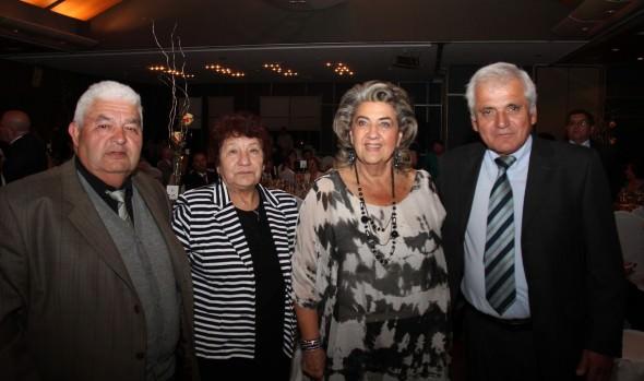 Municipio de Viña del Mar entregó reconocimientos a sus funcionarios por años de servicio