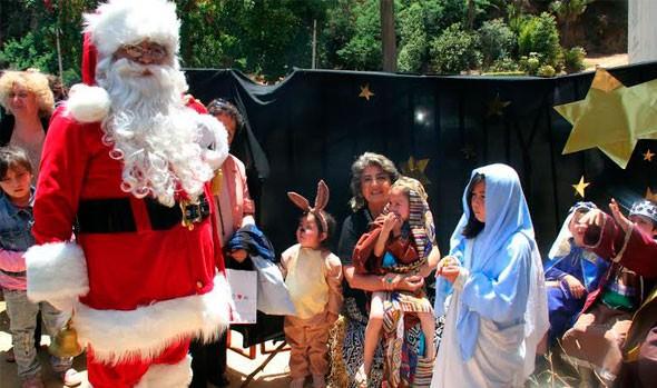 Muy feliz Navidad y Año Nuevo desea alcaldesa Virginia Reginato
