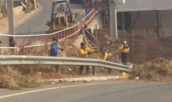 Municipio de Viña del Mar continúa con operativos de limpieza en sectores altos de la comuna