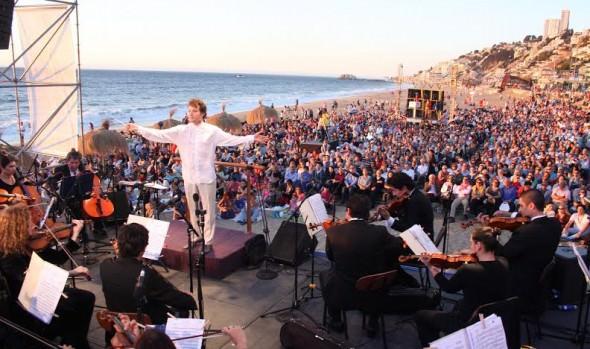 Municipalidad de Viña del Mar invita a concierto de Año Nuevo en Reñaca