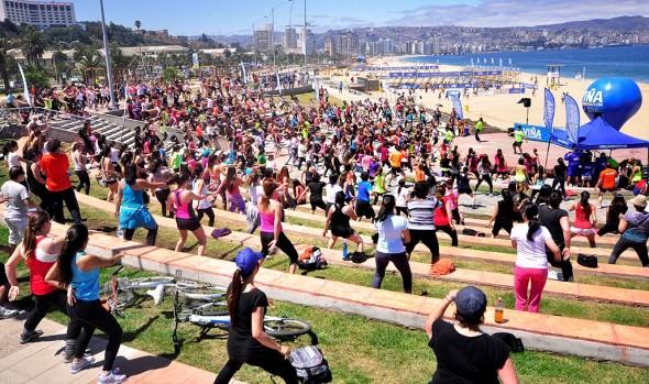 Playa del Deporte de la Municipalidad de Viña del Mar invita a las escuelas y talleres  gratuitos 2015