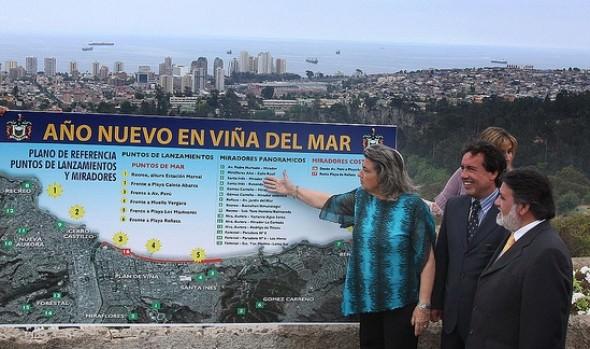 Municipio de Viña del Mar aplicará plan de contingencia de tránsito, aseo y limpieza para Año nuevo