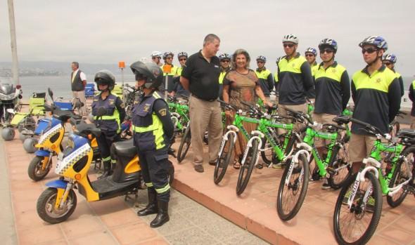 """Programa """"Verano Seguro""""  2015 implementó municipio de Viña  del Mar en borde costero"""