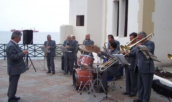 Municipalidad de Viña del Mar invita a participar de presentaciones musicales de la Banda Municipal en Castillo Wulff