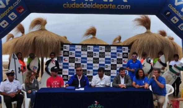 Municipalidad  de Viña del Mar informa  de realización de primera fecha de Circuito de Surf  con los mejores raiders de Chile