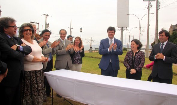 Anuncio de conservación de Av. España fue valorado por alcaldesa Virginia Reginato