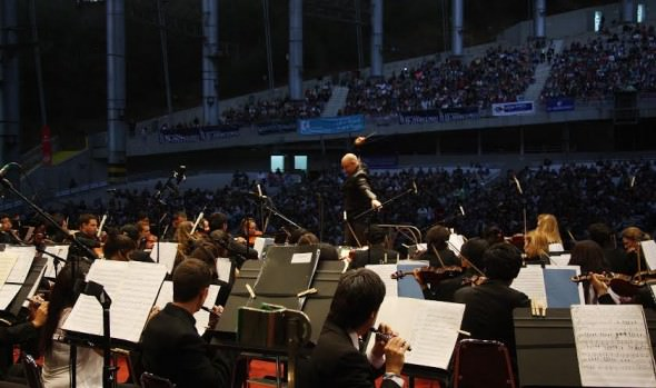 Municipalidad de Viña del Mar invita a las 20ª   Temporada de Conciertos de Verano