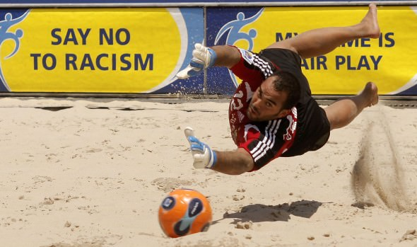 Viña del Mar se suma al circuito mundial de fútbol playa