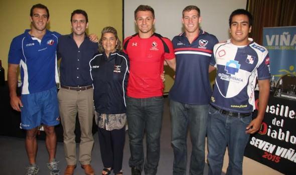 En Viña del Mar se vivirá importante torneo internacional de rugby