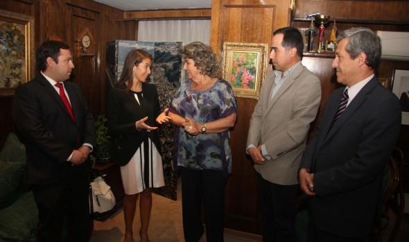 Directora nacional del INE  destacó a Municipalidad de Viña del Mar como  ejemplo a nivel nacional en trabajo preparativo para el Censo 2017