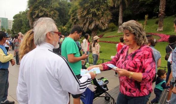 En Viña del Mar autoridades lanzaron campaña que promueve los derechos del turista