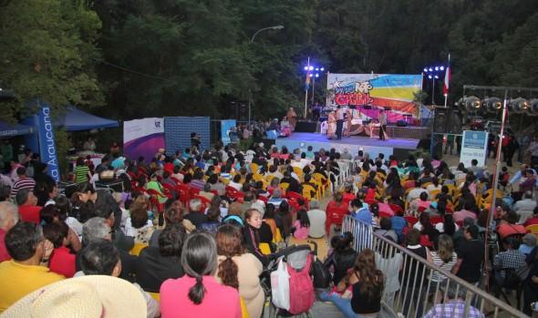 Con gran éxito se celebró el día del Roto chileno en Viña del Mar