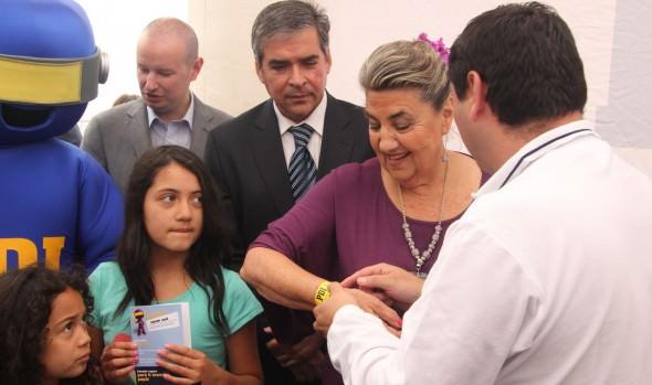"""En Viña del Mar se realizó lanzamiento nacional del """"Parque Seguro PDI"""""""