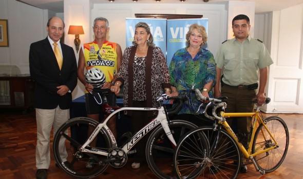 Deportistas de todo Chile participarán en Triatlón Internacional de Viña del Mar