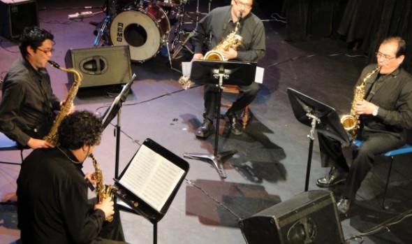Municipio viñamarino invita a concierto del cuarteto de saxofones de Valparaíso