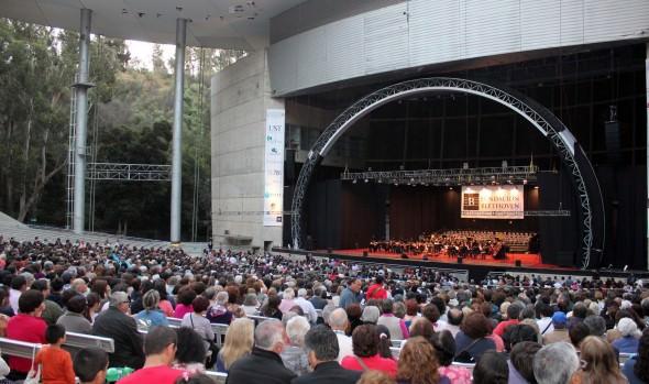 Con homenaje a Fernando Rosas culminó 20ª Temporada de Conciertos de verano en la Quinta Vergara