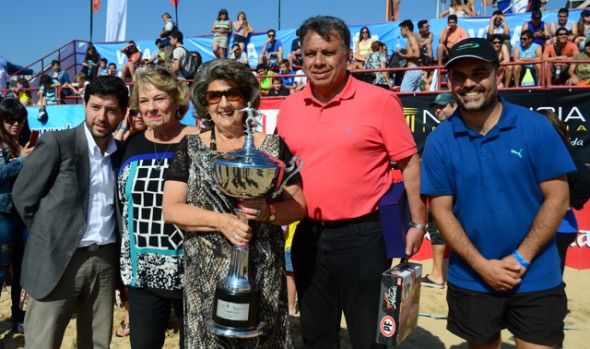 México se coronó campeón de la Beach Soccer Worldwide Tour Viña 2015
