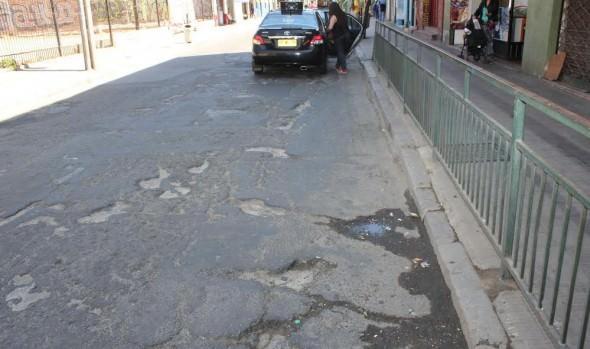 Municipio de Viña del Mar  destina millonaria inversión para reparar tramo de calle Traslaviña