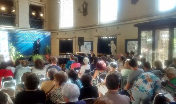 Municipio de Viña del Mar realizó exitoso concierto lírico para adultos mayores