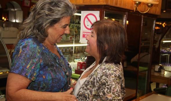 Jurado del Pueblo compartió con alcaldesa Virginia Reginato al iniciarse el mes del Festival