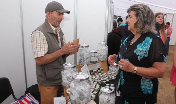 """""""Feria Vida Saludable"""" en jardines del Palacio Carrasco fue inaugurada por alcaldesa Virginia Reginato"""