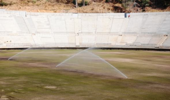 Sistema de televigilancia, megafonía y pavimentaciones en Estadio Sausalito, adjudicó Municipio de Viña del Mar