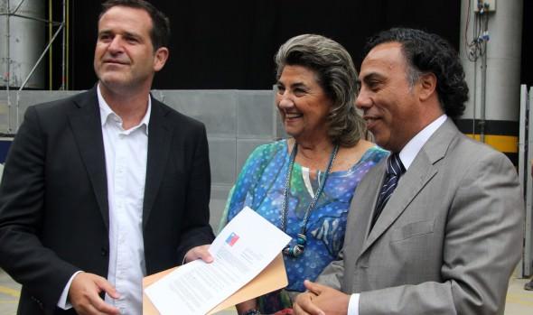 Municipio de Viña del Mar y  Chilevisión reciben autorización para uso de  Quinta Vergara y autoridades coordinan seguridad