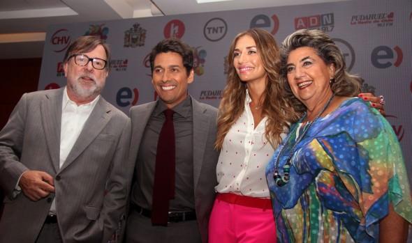 Alcaldesa Virginia Reginato lanzó oficialmente el 56º festival internacional de la canción de Viña del Mar